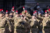 March Past, Remembrance Sunday at the Cenotaph 2016: M32 Army and combined Cadet Force. Cenotaph, Whitehall, London SW1, London, Greater London, United Kingdom, on 13 November 2016 at 13:18, image #2811
