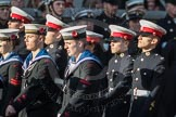 March Past, Remembrance Sunday at the Cenotaph 2016: M32 Army and combined Cadet Force. Cenotaph, Whitehall, London SW1, London, Greater London, United Kingdom, on 13 November 2016 at 13:18, image #2820