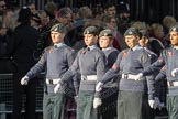 March Past, Remembrance Sunday at the Cenotaph 2016: M33 Scout Association. Cenotaph, Whitehall, London SW1, London, Greater London, United Kingdom, on 13 November 2016 at 13:18, image #2826