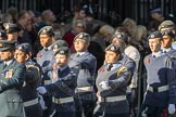 March Past, Remembrance Sunday at the Cenotaph 2016: M33 Scout Association. Cenotaph, Whitehall, London SW1, London, Greater London, United Kingdom, on 13 November 2016 at 13:18, image #2835
