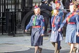 March Past, Remembrance Sunday at the Cenotaph 2016: M36 Church Lads & Church Girls Brigade. Cenotaph, Whitehall, London SW1, London, Greater London, United Kingdom, on 13 November 2016 at 13:18, image #2878
