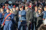 March Past, Remembrance Sunday at the Cenotaph 2016: M37 YMCA. Cenotaph, Whitehall, London SW1, London, Greater London, United Kingdom, on 13 November 2016 at 13:19, image #2900