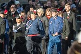 March Past, Remembrance Sunday at the Cenotaph 2016: M37 YMCA. Cenotaph, Whitehall, London SW1, London, Greater London, United Kingdom, on 13 November 2016 at 13:19, image #2904