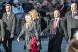 March Past, Remembrance Sunday at the Cenotaph 2016: M37 YMCA. Cenotaph, Whitehall, London SW1, London, Greater London, United Kingdom, on 13 November 2016 at 13:19, image #2910