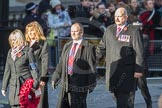 March Past, Remembrance Sunday at the Cenotaph 2016: M37 YMCA. Cenotaph, Whitehall, London SW1, London, Greater London, United Kingdom, on 13 November 2016 at 13:19, image #2911