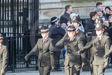 March Past, Remembrance Sunday at the Cenotaph 2016: M38 Cheshire Special Constabulary. Cenotaph, Whitehall, London SW1, London, Greater London, United Kingdom, on 13 November 2016 at 13:19, image #2916