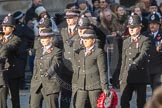 March Past, Remembrance Sunday at the Cenotaph 2016: M38 Cheshire Special Constabulary. Cenotaph, Whitehall, London SW1, London, Greater London, United Kingdom, on 13 November 2016 at 13:19, image #2919