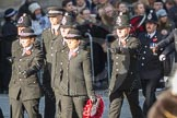 March Past, Remembrance Sunday at the Cenotaph 2016: M38 Cheshire Special Constabulary. Cenotaph, Whitehall, London SW1, London, Greater London, United Kingdom, on 13 November 2016 at 13:19, image #2920