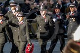 March Past, Remembrance Sunday at the Cenotaph 2016: M39 Kent Police. Cenotaph, Whitehall, London SW1, London, Greater London, United Kingdom, on 13 November 2016 at 13:19, image #2921