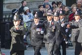 March Past, Remembrance Sunday at the Cenotaph 2016: M39 Kent Police. Cenotaph, Whitehall, London SW1, London, Greater London, United Kingdom, on 13 November 2016 at 13:19, image #2923