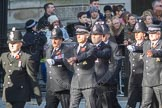 March Past, Remembrance Sunday at the Cenotaph 2016: M39 Kent Police. Cenotaph, Whitehall, London SW1, London, Greater London, United Kingdom, on 13 November 2016 at 13:19, image #2924