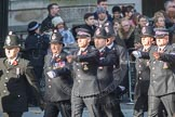 March Past, Remembrance Sunday at the Cenotaph 2016: M39 Kent Police. Cenotaph, Whitehall, London SW1, London, Greater London, United Kingdom, on 13 November 2016 at 13:19, image #2925