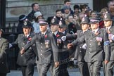 March Past, Remembrance Sunday at the Cenotaph 2016: M39 Kent Police. Cenotaph, Whitehall, London SW1, London, Greater London, United Kingdom, on 13 November 2016 at 13:19, image #2926