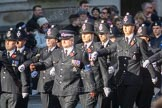 March Past, Remembrance Sunday at the Cenotaph 2016: M39 Kent Police. Cenotaph, Whitehall, London SW1, London, Greater London, United Kingdom, on 13 November 2016 at 13:19, image #2930