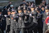 March Past, Remembrance Sunday at the Cenotaph 2016: M39 Kent Police. Cenotaph, Whitehall, London SW1, London, Greater London, United Kingdom, on 13 November 2016 at 13:19, image #2931