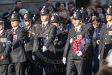 March Past, Remembrance Sunday at the Cenotaph 2016: M39 Kent Police. Cenotaph, Whitehall, London SW1, London, Greater London, United Kingdom, on 13 November 2016 at 13:19, image #2933