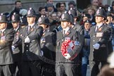 March Past, Remembrance Sunday at the Cenotaph 2016: M39 Kent Police. Cenotaph, Whitehall, London SW1, London, Greater London, United Kingdom, on 13 November 2016 at 13:19, image #2934