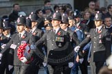 March Past, Remembrance Sunday at the Cenotaph 2016: M39 Kent Police. Cenotaph, Whitehall, London SW1, London, Greater London, United Kingdom, on 13 November 2016 at 13:19, image #2936