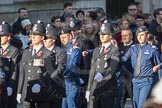 March Past, Remembrance Sunday at the Cenotaph 2016: M39 Kent Police. Cenotaph, Whitehall, London SW1, London, Greater London, United Kingdom, on 13 November 2016 at 13:19, image #2938