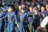 March Past, Remembrance Sunday at the Cenotaph 2016: M41 Royal National Lifeboat Institution. Cenotaph, Whitehall, London SW1, London, Greater London, United Kingdom, on 13 November 2016 at 13:19, image #2946