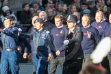 March Past, Remembrance Sunday at the Cenotaph 2016: M41 Royal National Lifeboat Institution. Cenotaph, Whitehall, London SW1, London, Greater London, United Kingdom, on 13 November 2016 at 13:19, image #2947