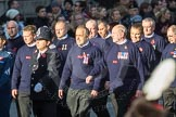 March Past, Remembrance Sunday at the Cenotaph 2016: M41 Royal National Lifeboat Institution. Cenotaph, Whitehall, London SW1, London, Greater London, United Kingdom, on 13 November 2016 at 13:19, image #2950