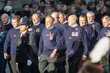 March Past, Remembrance Sunday at the Cenotaph 2016: M41 Royal National Lifeboat Institution. Cenotaph, Whitehall, London SW1, London, Greater London, United Kingdom, on 13 November 2016 at 13:19, image #2951