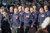 March Past, Remembrance Sunday at the Cenotaph 2016: M41 Royal National Lifeboat Institution. Cenotaph, Whitehall, London SW1, London, Greater London, United Kingdom, on 13 November 2016 at 13:19, image #2952