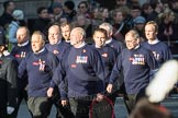 March Past, Remembrance Sunday at the Cenotaph 2016: M41 Royal National Lifeboat Institution. Cenotaph, Whitehall, London SW1, London, Greater London, United Kingdom, on 13 November 2016 at 13:19, image #2953