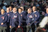 March Past, Remembrance Sunday at the Cenotaph 2016: M41 Royal National Lifeboat Institution. Cenotaph, Whitehall, London SW1, London, Greater London, United Kingdom, on 13 November 2016 at 13:19, image #2954