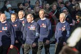 March Past, Remembrance Sunday at the Cenotaph 2016: M41 Royal National Lifeboat Institution. Cenotaph, Whitehall, London SW1, London, Greater London, United Kingdom, on 13 November 2016 at 13:19, image #2956