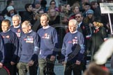 March Past, Remembrance Sunday at the Cenotaph 2016: M41 Royal National Lifeboat Institution. Cenotaph, Whitehall, London SW1, London, Greater London, United Kingdom, on 13 November 2016 at 13:19, image #2957