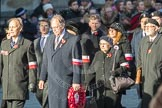 March Past, Remembrance Sunday at the Cenotaph 2016: M42 SPPW - Friends of Polish Veterans Association. Cenotaph, Whitehall, London SW1, London, Greater London, United Kingdom, on 13 November 2016 at 13:19, image #2972