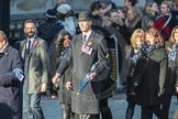 March Past, Remembrance Sunday at the Cenotaph 2016: M44 Veterans of War. Cenotaph, Whitehall, London SW1, London, Greater London, United Kingdom, on 13 November 2016 at 13:19, image #2996