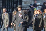 March Past, Remembrance Sunday at the Cenotaph 2016: M46 Commonwealth War Graves Commission. Cenotaph, Whitehall, London SW1, London, Greater London, United Kingdom, on 13 November 2016 at 13:19, image #2999