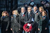 March Past, Remembrance Sunday at the Cenotaph 2016: M46 Commonwealth War Graves Commission. Cenotaph, Whitehall, London SW1, London, Greater London, United Kingdom, on 13 November 2016 at 13:20, image #3001