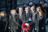 March Past, Remembrance Sunday at the Cenotaph 2016: M46 Commonwealth War Graves Commission. Cenotaph, Whitehall, London SW1, London, Greater London, United Kingdom, on 13 November 2016 at 13:20, image #3002