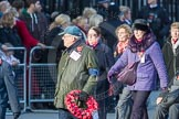 March Past, Remembrance Sunday at the Cenotaph 2016: M47 The Post Office Fellowship of Remembrance CIC. Cenotaph, Whitehall, London SW1, London, Greater London, United Kingdom, on 13 November 2016 at 13:20, image #3008