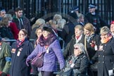March Past, Remembrance Sunday at the Cenotaph 2016: M49 The British Evacuees Association. Cenotaph, Whitehall, London SW1, London, Greater London, United Kingdom, on 13 November 2016 at 13:20, image #3011