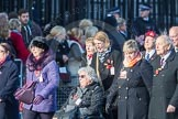 March Past, Remembrance Sunday at the Cenotaph 2016: M49 The British Evacuees Association. Cenotaph, Whitehall, London SW1, London, Greater London, United Kingdom, on 13 November 2016 at 13:20, image #3013
