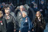 March Past, Remembrance Sunday at the Cenotaph 2016: M49 The British Evacuees Association. Cenotaph, Whitehall, London SW1, London, Greater London, United Kingdom, on 13 November 2016 at 13:20, image #3025