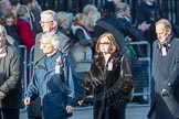 March Past, Remembrance Sunday at the Cenotaph 2016: M49 The British Evacuees Association. Cenotaph, Whitehall, London SW1, London, Greater London, United Kingdom, on 13 November 2016 at 13:20, image #3026