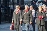 March Past, Remembrance Sunday at the Cenotaph 2016: M49 The British Evacuees Association. Cenotaph, Whitehall, London SW1, London, Greater London, United Kingdom, on 13 November 2016 at 13:20, image #3029