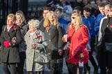 March Past, Remembrance Sunday at the Cenotaph 2016: M49 The British Evacuees Association. Cenotaph, Whitehall, London SW1, London, Greater London, United Kingdom, on 13 November 2016 at 13:20, image #3034