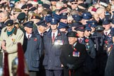 March Past, Remembrance Sunday at the Cenotaph 2016. Cenotaph, Whitehall, London SW1, London, Greater London, United Kingdom, on 13 November 2016 at 12:35, image #354