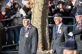 March Past, Remembrance Sunday at the Cenotaph 2016. Cenotaph, Whitehall, London SW1, London, Greater London, United Kingdom, on 13 November 2016 at 12:37, image #360