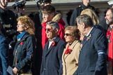 HMS Glorious, Ardent & Acasta Association  (GLARAC) Association (Group E17, 27 members)during the Royal British Legion March Past on Remembrance Sunday at the Cenotaph, Whitehall, Westminster, London, 11 November 2018, 11:43.
