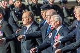 Broadsword Association  (Group E40, 32 members) during the Royal British Legion March Past on Remembrance Sunday at the Cenotaph, Whitehall, Westminster, London, 11 November 2018, 11:46.