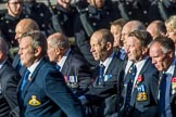 Royal Navy Physical Training Branch Association  (Group E41, 37 members) during the Royal British Legion March Past on Remembrance Sunday at the Cenotaph, Whitehall, Westminster, London, 11 November 2018, 11:46.