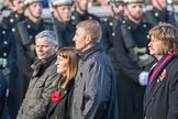Blesma, The Limbless Veterans (Group AA1, 55 members)during the Royal British Legion March Past on Remembrance Sunday at the Cenotaph, Whitehall, Westminster, London, 11 November 2018, 11:48.